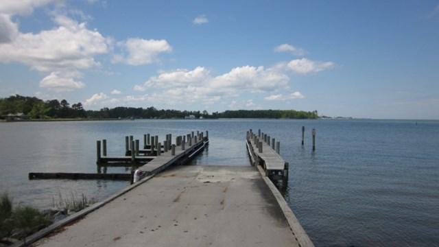 Community Boat Ramp
